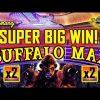 💥NEW SLOT💥 – SUPER BIG WIN! – 80 FREE SPINS!!!! – BUFFALO MAX SLOT MACHINE 🐂 –