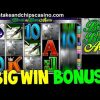 BIG WIN – BREAK DA BANK AGAIN !! 🚨 CASINO SLOT GAME BONUS ROUND – from Live stream