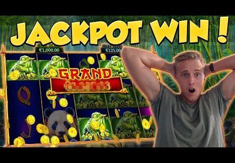 RECORD WIN?! *JACKPOT* Pandas Fortune  BIG WIN – HUGE WIN – Casino