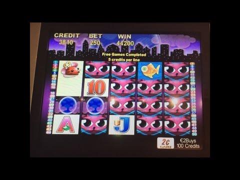 MISS KITTY Slot Machine – Max Bet Bonus – Mega Big Win – ARISTOCRAT POKIES Spielothek
