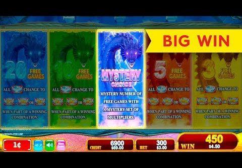 5 Elemental Legends Slot – BIG WIN BONUS!
