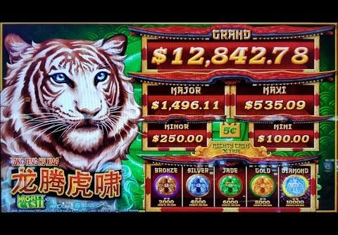 SUPER BIG WIN!  SHE GOT THE BIGGEST COIN!  MIGHTY CASH SLOT POKIE BONUSES – PECHANGA CASINO!