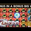 LOVE THE BONUS IN A BONUS BIG WINS! ZORRO MIGHTY CASH SLOT MACHINE