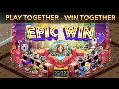 Real People Real Money Mega Win on slot machine New Big win Pop Slots Jackpot winnings Vegas casino