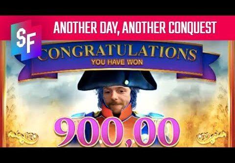 MEGA WIN ON NAPOLEON SLOT! –  Casino Stream Highlights