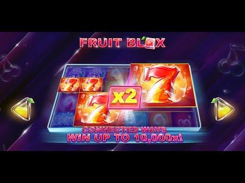FRUIT BLOX (RED TIGER GAMING) – MEGA WIN
