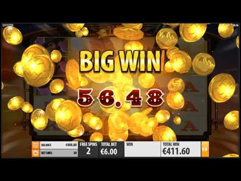 MEGA BIG WIN On Sticky Bandits Slot Machine From Quickspin