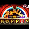 REELIN' N BOPPIN | Aristocrat – BIG WIN! Slot Bonus Feature (20 FREE SPINS)