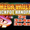 MASSIVE HUGE WIN! – **JACKPOT HANDPAY** – MEGA VAULT SLOT – LIVE! – Slot Machine Bonus