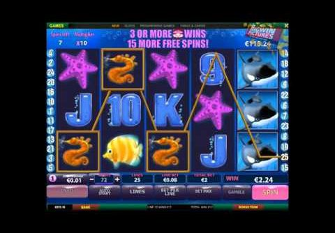 Great Blue Slot – ULTRA BIG WIN!