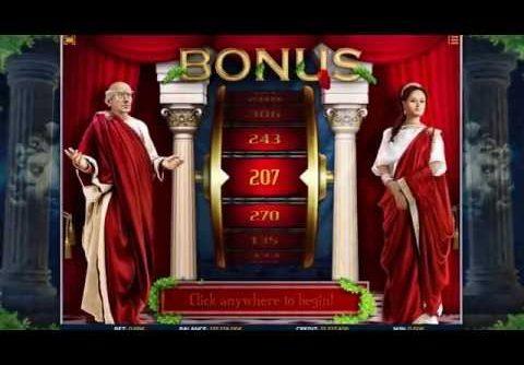 LUXURY ROME +BONUS! +MEGA WIN! +FREE SPINS! online free slot SLOTSCOCKTAIL isoftbet