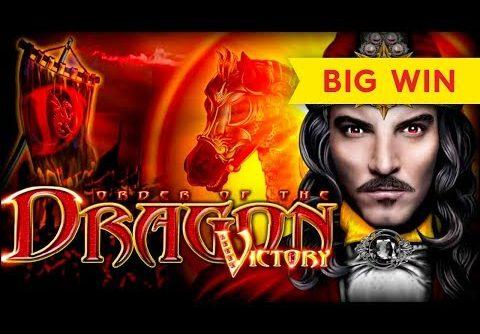 Order of the Dragon Victory Slot – BIG WIN BONUS!