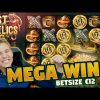 MEGA WIN! Lost Relics BIG WIN – 12 euro bet – Huge win from Casino LIVE stream