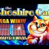 The Cheshire Cat – *MEGA WIN* 4 ARRAYS/4WILDS – Slot Machine Bonus