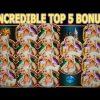 Bier Haus — INCREDIBLE TOP 5 BONUS — HUGE BIG WIN Slot Machine