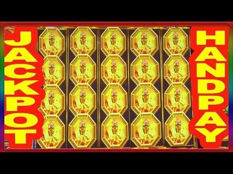 ** JACKPOT HANDPAY ** LUNAR FESTIVAL ** HUGE WIN ** SLOT LOVER **