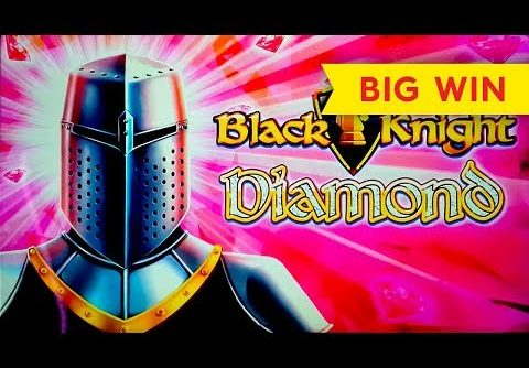 Black Knight Diamond Slot – BIG WIN BONUS, AWESOME!
