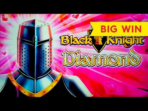 Black Knight Diamond Slot – BIG WIN BONUS, AWESOME!