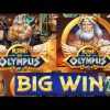 Rise of Olympus slot Big Win from Play n Go