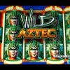 WILD AZTEC SLOT – *Big Win* – Slot Machine Bonus
