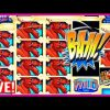 BAM! BAM!! Making a PROFIT at the CASINO LIVE! BIG WINS SLOT MACHINES!