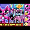 🐱MISS KITTY GOLD🐱 $3 BET SUPER BIG WIN | LIGHTNING LINK GREAT BONUS SESSION SLOT MACHINE