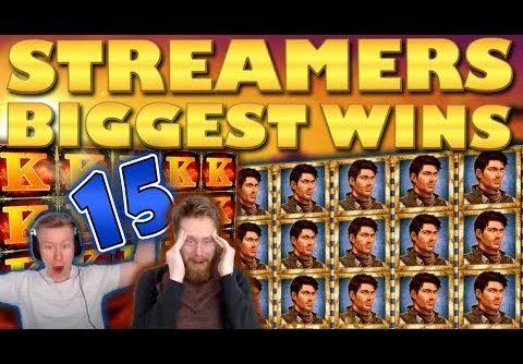 Streamers Biggest Wins – #15 / 2019