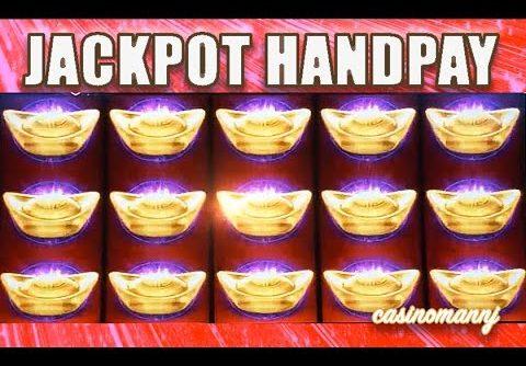 **JACKPOT HANDPAY** – Celebrating 30 MILLION Views – MEGA HUGE SLOT WIN! – Slot Machine Bonus