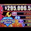 SUPER BIG WIN on SMOKIN' HOT STUFF DIAMOND BLAZE SLOT POKIE PECHANGA RESORT & CASINO