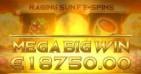Inferno Sun Mega Win