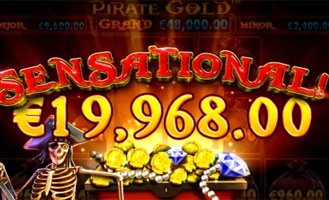 Pirate Gold Slot Mega Win Roshtein