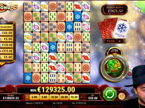Roshtein-Mahjong88-Record-win