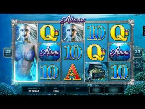 Ariana – CASINO SLOT MACHINE – €€€Mega WIN BONUS€€€