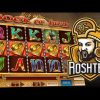 BOOK OF DEAD SLOT MASHINE – ROSHTEIN BIG RECORD 61000 WIN. ONLINE CASINO GAMES #3