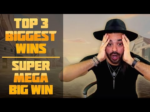 Top 3 Biggest wins | Record wins from Roshtein