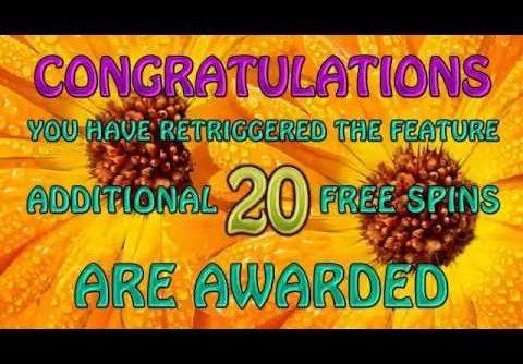 RAINBOW QUEEN +MEGA WIN! +FREE SPINS! +BONUS! online free slot SLOTSCOCKTAIL egt