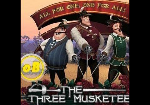 The Three Musketeers Slot – Casino Online- Mega Win – Leovegas Casino