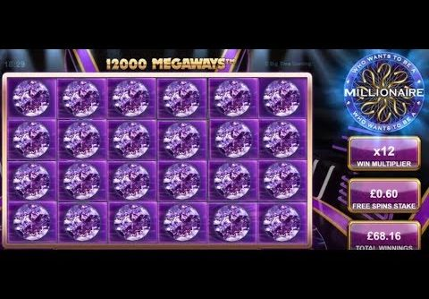 Who Wants to Be a Millionaire Slot – MEGAWIN!