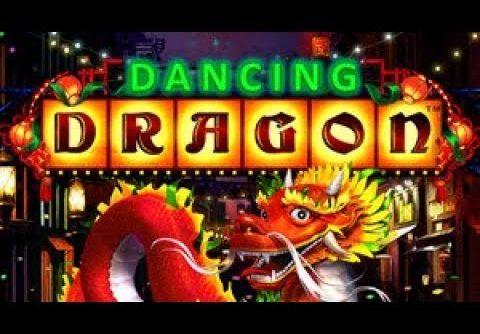 HUGE MEGA WIN!!! | SLOT BONUS | Dancing Dragon