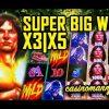 🔥SUPER BIG WIN!🔥 TARZAN GRAND SLOT🙊 – UNBELIEVABLE! -🦍 Slot Machine Bonus