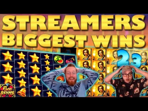 Streamers Biggest Wins – #23 / 2019
