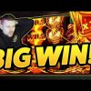 BIG WIN!!! Dragons Fire BIG WIN – Online Slot from CasinoDaddy (Gambling)