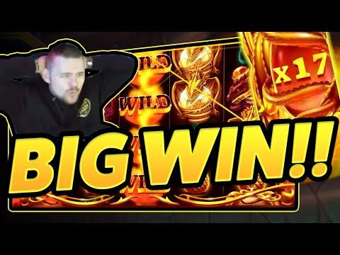 BIG WIN!!! Dragons Fire BIG WIN – Online Slot from CasinoDaddy (Gambling)