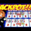 MY MASSIVE BIRTHDAY JACKPOT HANDPAY ** HUGE WIN ** – Slot Machine & Video Poker