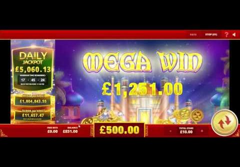 Slots: Persian Fortune MEGA WIN !!!