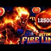 🔥MY BEST WIN!🔥 ULTIMATE FIRE LINK slot machine BONUS BIG WINS!