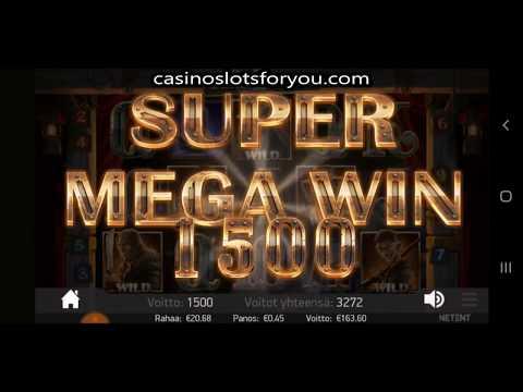 DoA2 slot 1760 x Mega Win