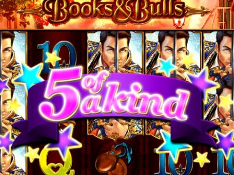 Books And Bulls Slot