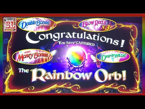 ** RAINBOW ORB ** UNICOW OF CRYSTAL FOREST ** SUPER BIG WIN ** SLOT LOVER **