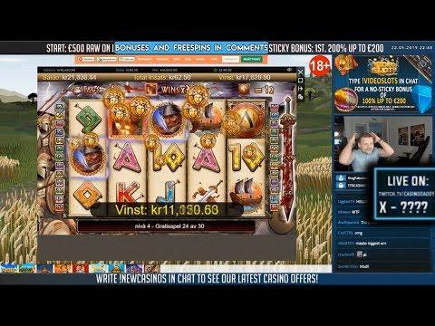 CasinoDaddy – TOP 5 Biggest wins of the June